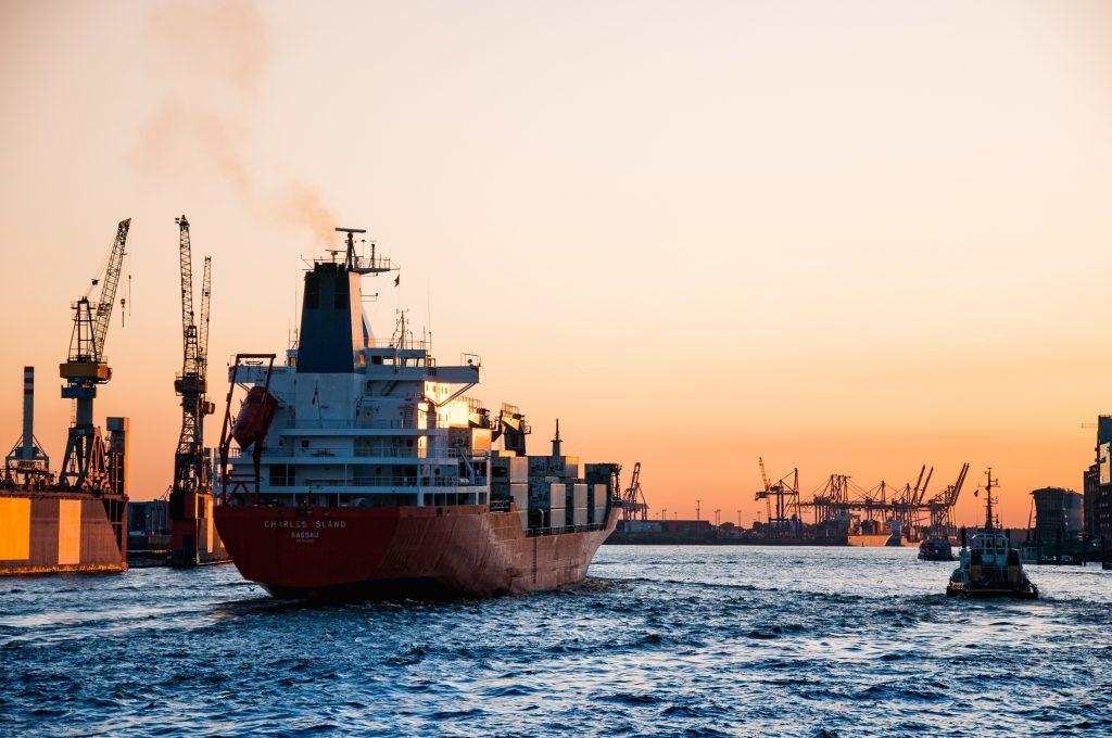 Servicio de vigilancia en buques