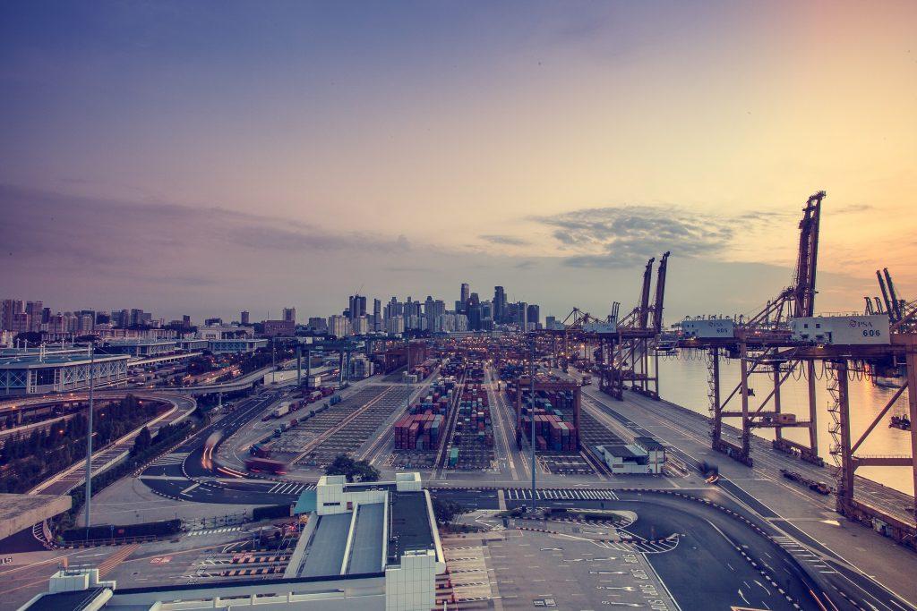 Servicio de vigilancia en puertos